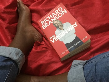 Book Review: The Virgin Way by Richard Branson.