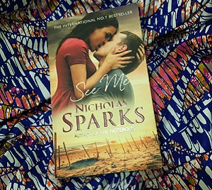 Book Review: See Me by Nicholas Sparks.
