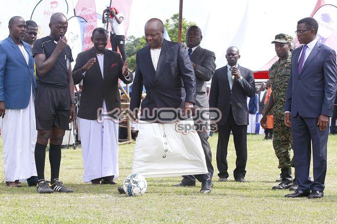 The full first, second round matches released #Uganda Kabaka Mutebi II kicks2