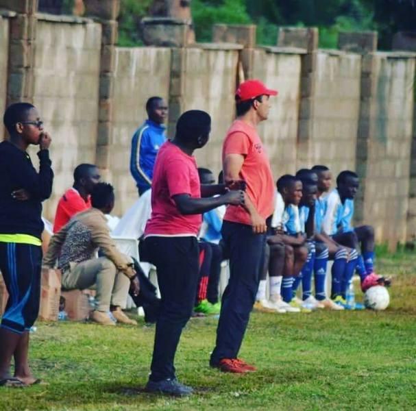 Gomba sign Turkish coach ahead of 2019 Airtel Masaza Cup #Uganda Omer Selli2
