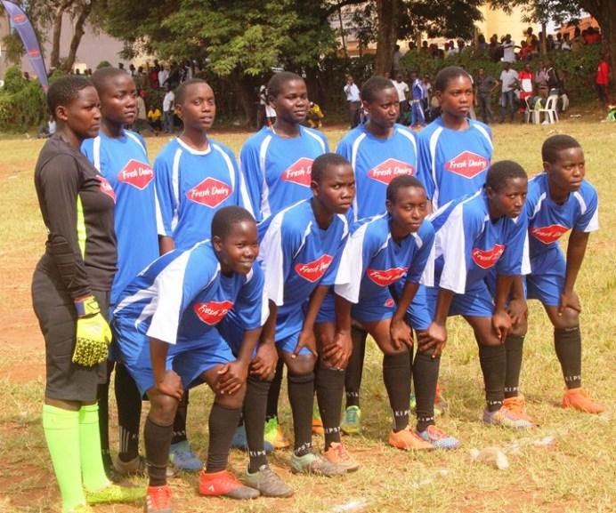 Debutants Lady Doves, Uganda Martyrs to play at home #Uganda Uganda Martyrs High School Lubaga