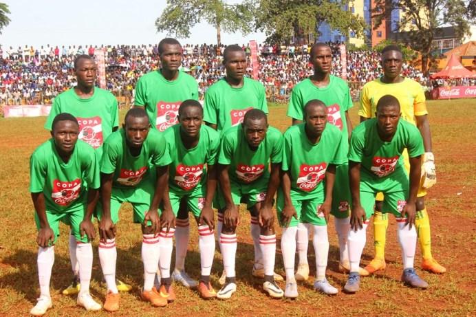 Jinja duo JIPRA, Jinja SS advance to COPA 2019 quarterfinals #Uganda Jinja SS XI