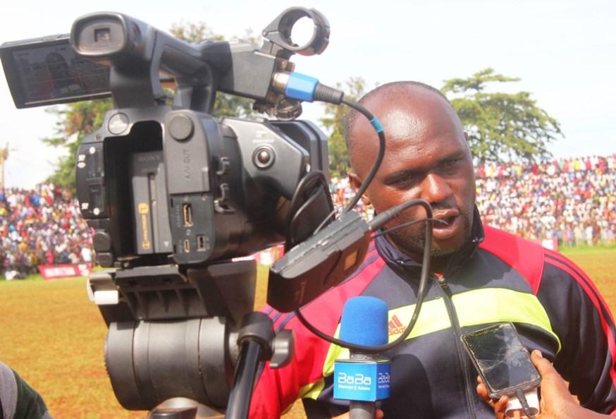 Standard High School Zana completes Wakiso trio to the Copa 2019 semi-finals #Uganda Joackim Mukungu