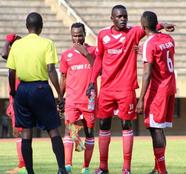 Kitara Football Club president Musinguzi resigns #Uganda Kitara FC players