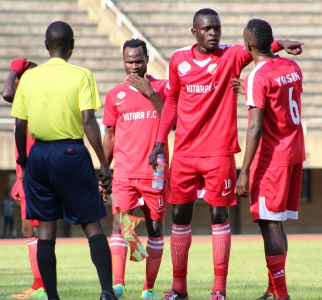 Kitara Football Club president Musinguzi resigns #Uganda Kitara FC players