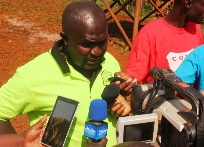 Loki strikes twice to inspire Buddo over JIPRA in first Copa 2019 quarter final duel #Uganda Simon Peter Mugerwa Buddo SS Head Coach