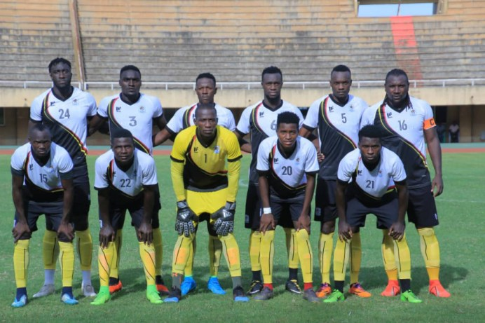 AFCON, COSAFA Teams play out draw in trial game #Uganda afcon cranes