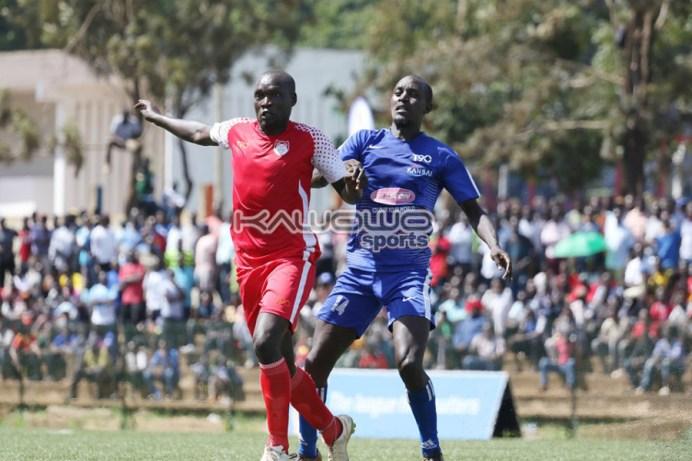 The Slaughters promoted to the Uganda Premier League #Uganda jb kyetume vs kansai plascon