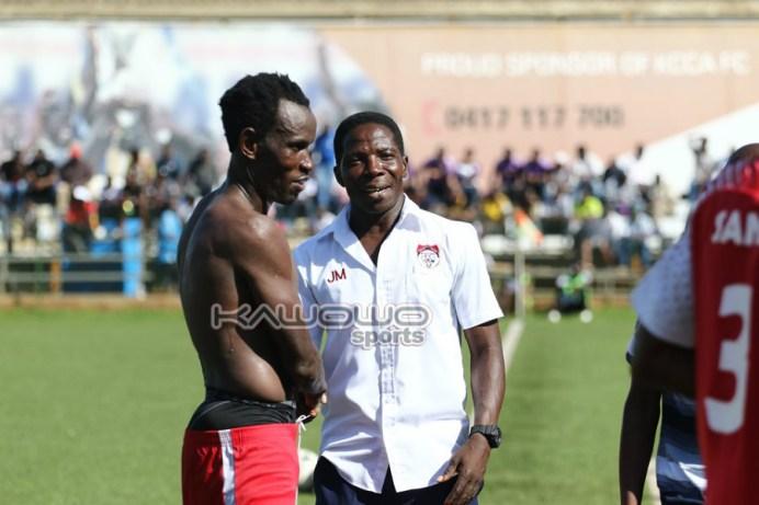 The Slaughters promoted to the Uganda Premier League #Uganda jb vincent kayizzi jackson mayanja kyetume