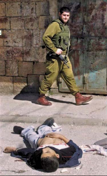 Image result for idf palestinians