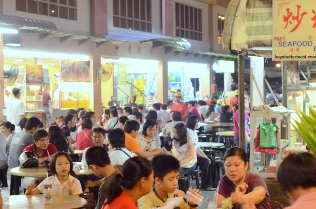 Telok Bayan Food Court 2