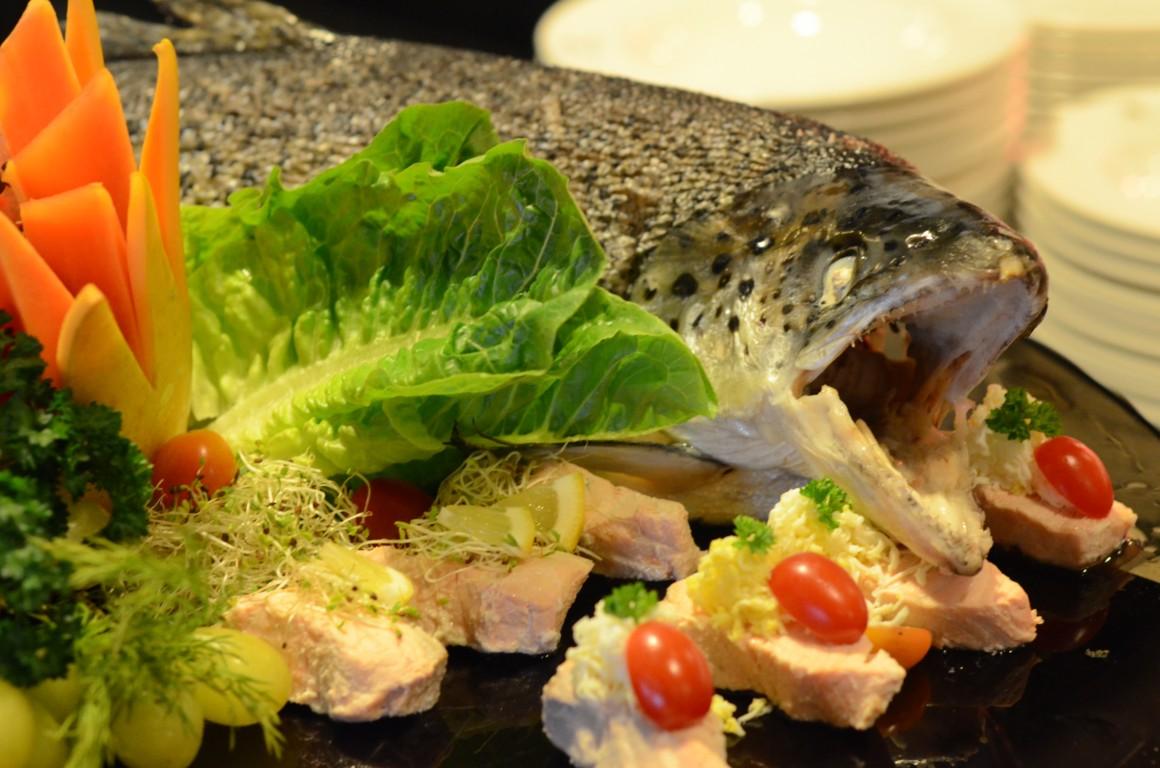 E&O Hotel Sarkies Chef Petr's Catch Seafood Buffet (10)