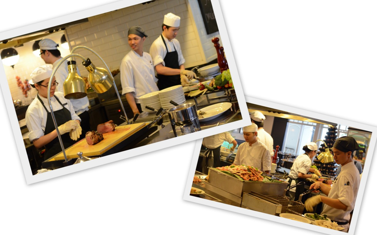 E&O Hotel Sarkies Chef Petr's Catch Seafood Buffet (2)