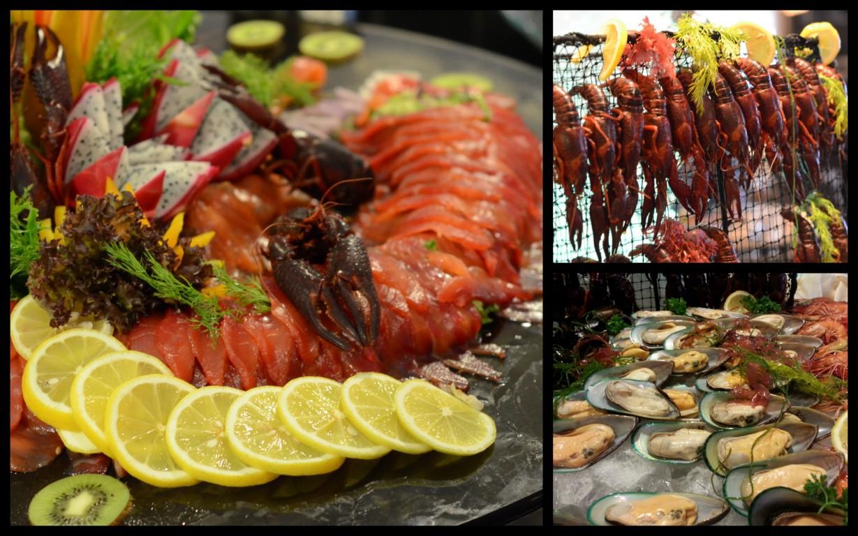E&O Hotel Sarkies Chef Petr's Catch Seafood Buffet (6)