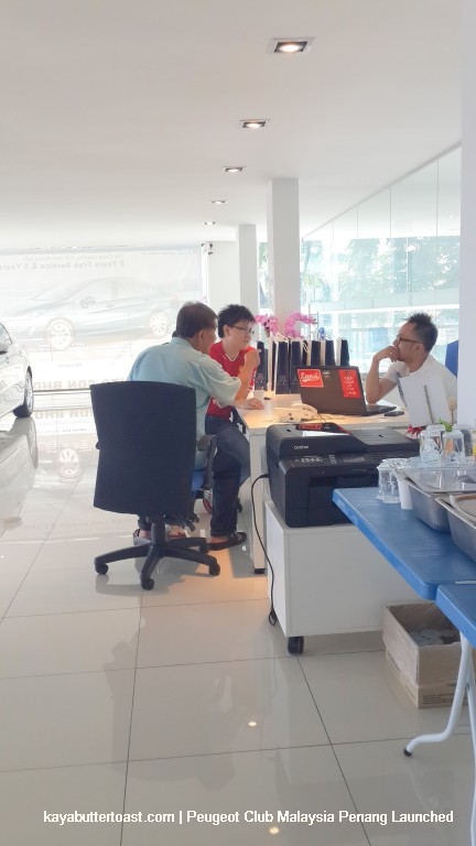 Peugeot Club Malaysia Penang Launched (2)