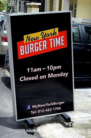 New York Pizza New York Burger Irrawady Road Penang (2)