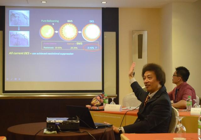 Coronary Heart Diseases Update & Latest Treatment Updates Malaysia 2013 (10)