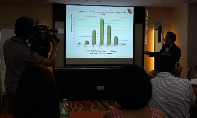 Coronary Heart Diseases Update & Latest Treatment Updates Malaysia 2013 (17)