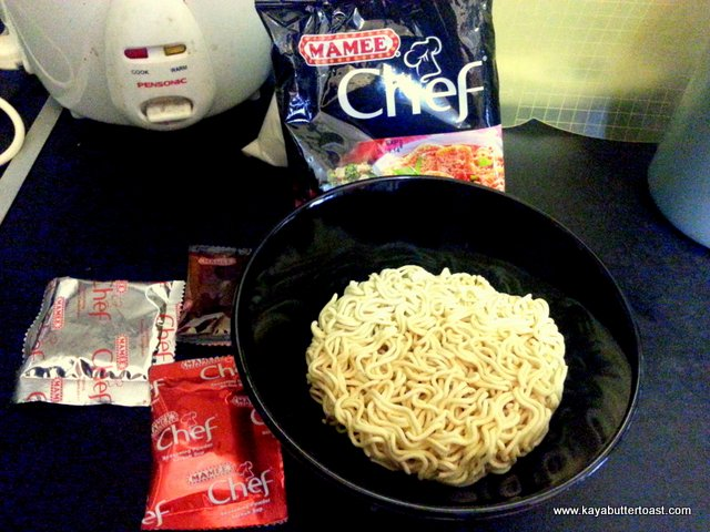 Mamee Chef Curry Laksa Instant Noodles by Mamee-Double Decker (2)