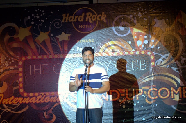 The 3rd Comedy Show by The Comedy Club Penang @ Hard Rock Hotel Penang (5)