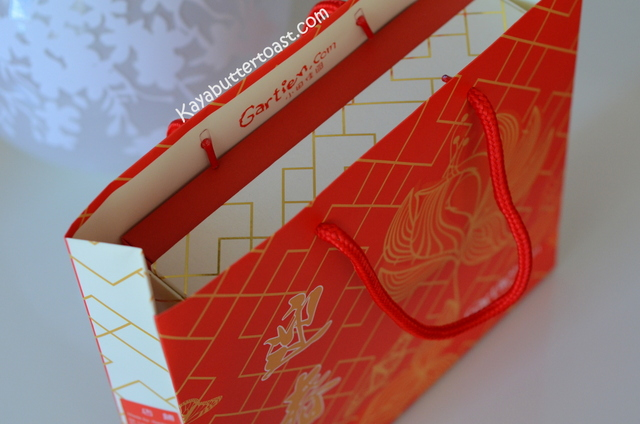 Happy Chinese New Year with Gartien CNY 2014 Design Pineapple Cakes (2)