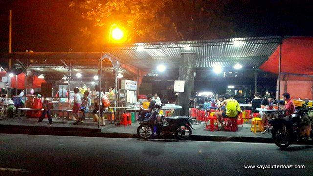 Relau Seafood Cafe Zhu Char @ Lengkok Nipah Roadside, Taman Lip Sin, Penang (5)