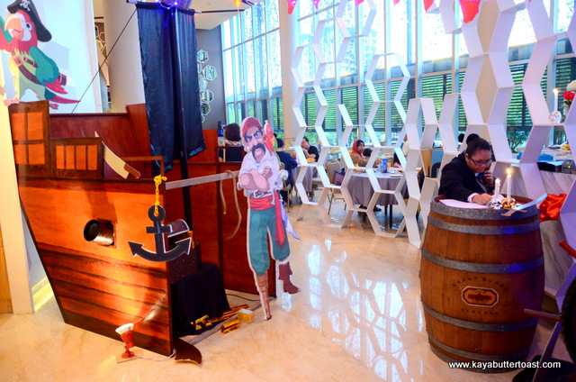 [Invited Review] Pirates Seafood Night @ Swez Brassiere, Eastin Hotel Penang (5)