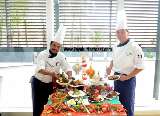 Eastin Hotel Penang April 2014 Buffet Theme - Tantalizing Thai (17)