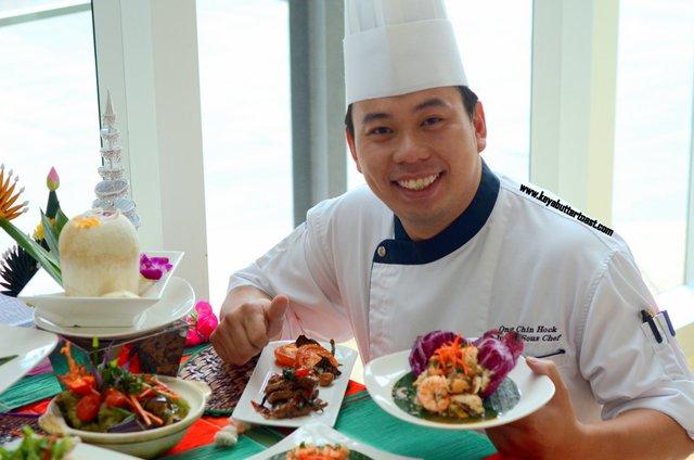 Eastin Hotel Penang April 2014 Buffet Theme - Tantalizing Thai (18)
