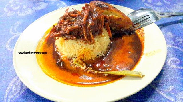 The Best Nasi Tomato in Penang @ Flat Taman Seri Damai, Batu Lanchang, Penang (11)