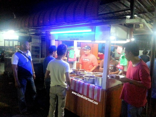 The Best Nasi Tomato in Penang @ Flat Taman Seri Damai, Batu Lanchang, Penang (2)