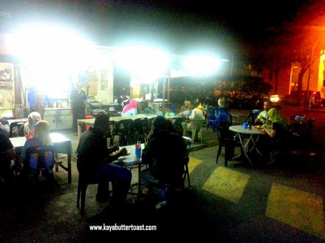 The Best Nasi Tomato in Penang @ Flat Taman Seri Damai, Batu Lanchang, Penang (3)