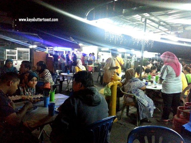 The Best Nasi Tomato in Penang @ Flat Taman Seri Damai, Batu Lanchang, Penang (4)