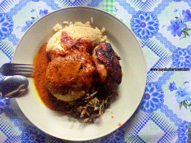The Best Nasi Tomato in Penang @ Flat Taman Seri Damai, Batu Lanchang, Penang (7)