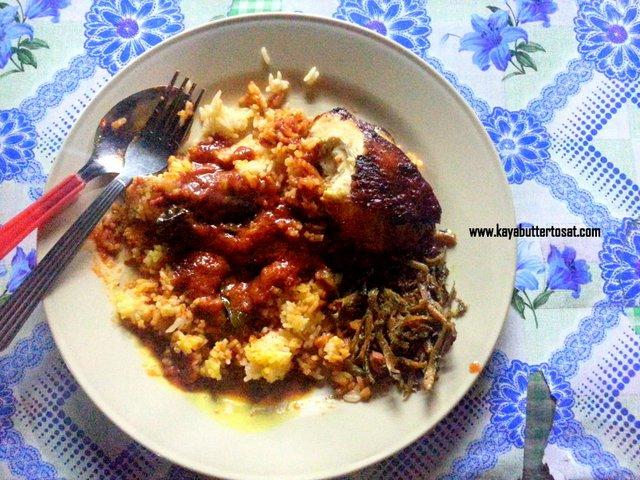 The Best Nasi Tomato in Penang @ Flat Taman Seri Damai, Batu Lanchang, Penang (8)