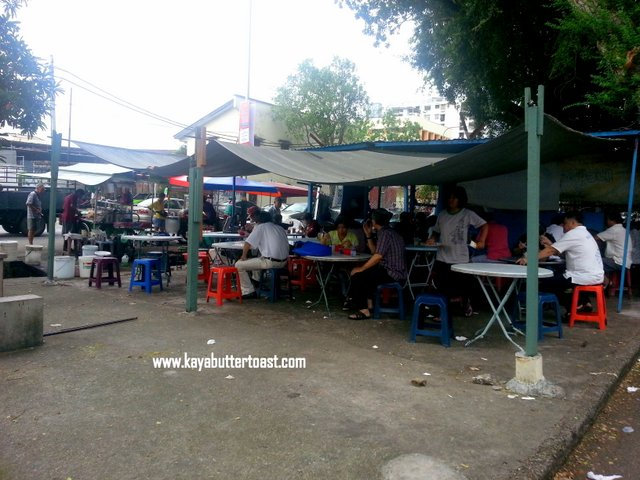Ak Thui Mee Suah @ Jalan Sungai Pinang, Georgetown, Penang (1)