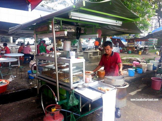 Ak Thui Mee Suah @ Jalan Sungai Pinang, Georgetown, Penang (6)