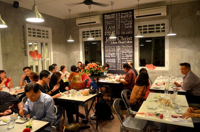 Harvest Times Cafe @ Irrawaddy Road, Georgetown, Penang (9)