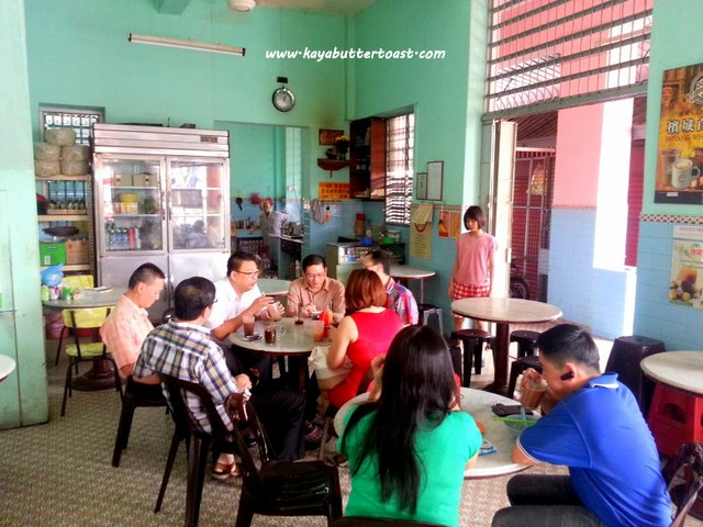 Kuan Yin Temple Hainan Lor Mee @ Hai Beng Cafe, Georgetown, Penang (4)