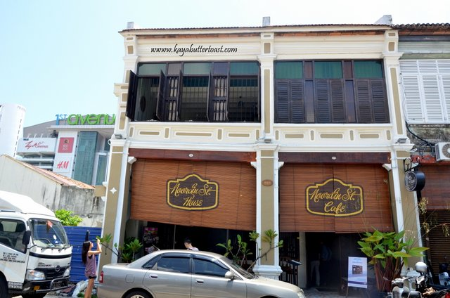 [Part 1] Noor & Dean's Cafe Espresso Bar & Asian Fusion & Noordin Street House @ Noordin Street, Georgetown, Penang (1)