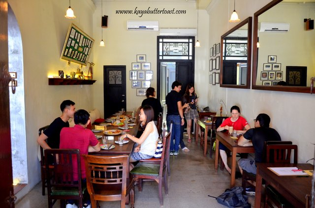 [Part 1] Noor & Dean's Cafe Espresso Bar & Asian Fusion & Noordin Street House @ Noordin Street, Georgetown, Penang (4)