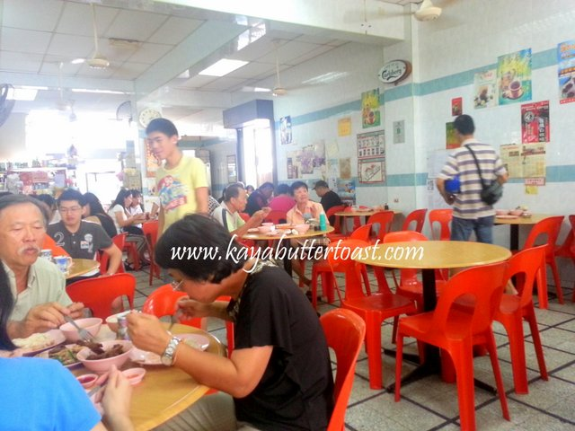 Penang Famous Wen Chang 文昌 Chicken Rice Restaurant @ Cintra Street, Georgetown, Penang (4)