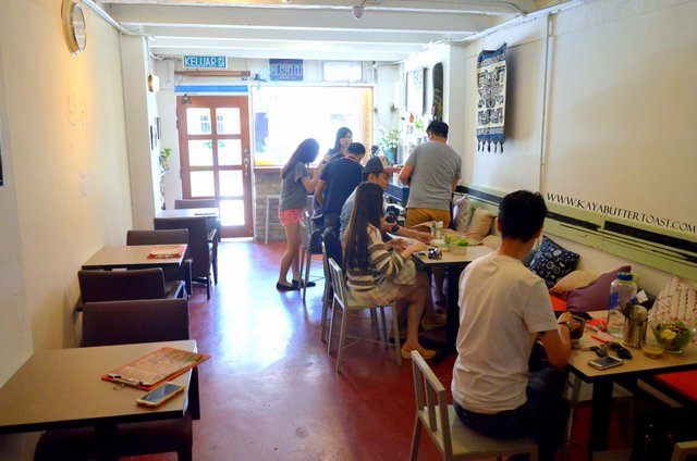 [Invited Review] Folks Cafe @ Lebuh Acheh, Georgetown, Penang (4)
