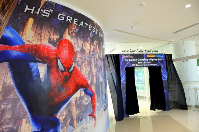 The Launching of TGV Gurney Paragon & Première Screening of The Amazing Spider-Man 2 (5)