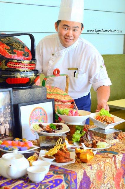 Eastin Hotel Penang July 2014 Buffet Theme - Peranakan Cuisine (1)