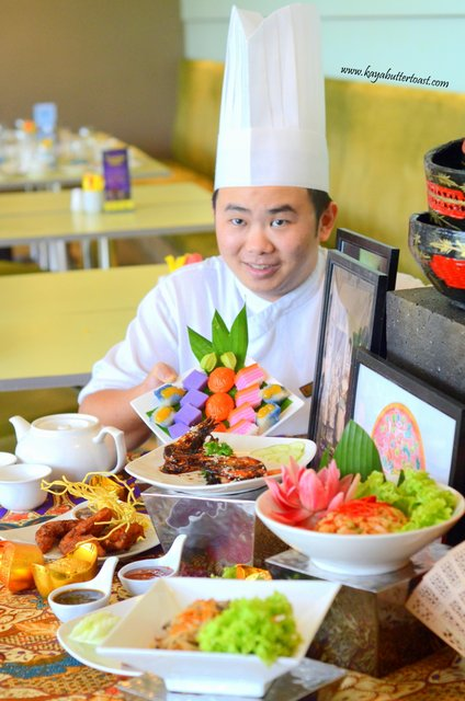 Eastin Hotel Penang July 2014 Buffet Theme - Peranakan Cuisine (2)