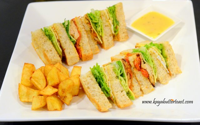 Father's Day Set Lunch Menu 2014 @ Zest Bar Cafe, Glow Penang Hotel (19)