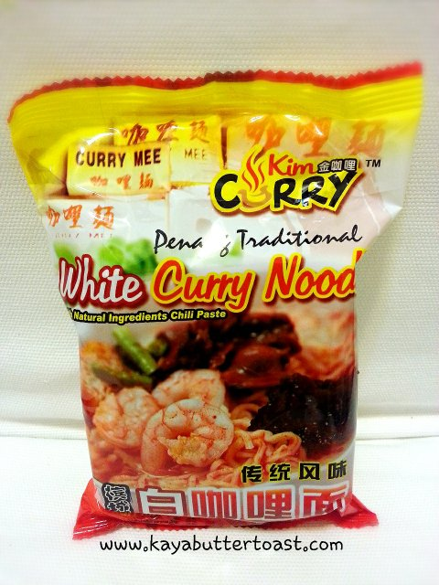 Kim Curry's Traditional White Curry Noodle (2)