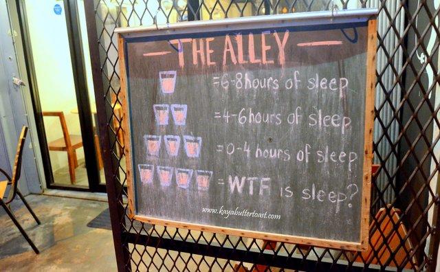 The Alley Cafe @ Stewart Lane, Georgetown, Penang (4)