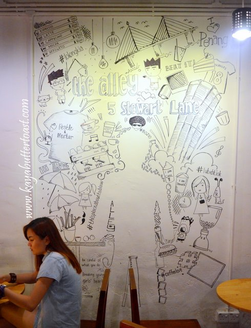 The Alley Cafe @ Stewart Lane, Georgetown, Penang (5)